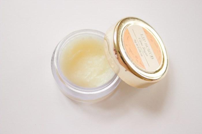 Forest Essentials Cane Sugar Lip Scrub