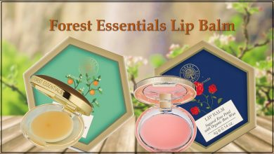 Forest essential lip balms