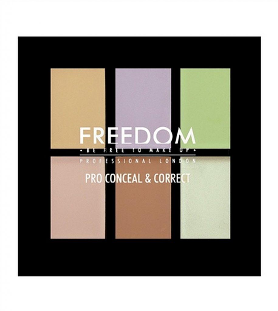 Freedom Pro Correct Palette
