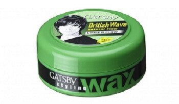 Gatsby Styling Wax Loose and Flow