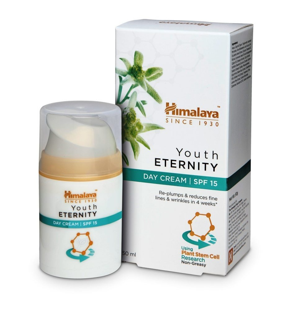 Himalaya Youth Eternity Anti Ageing Skincare Range Life