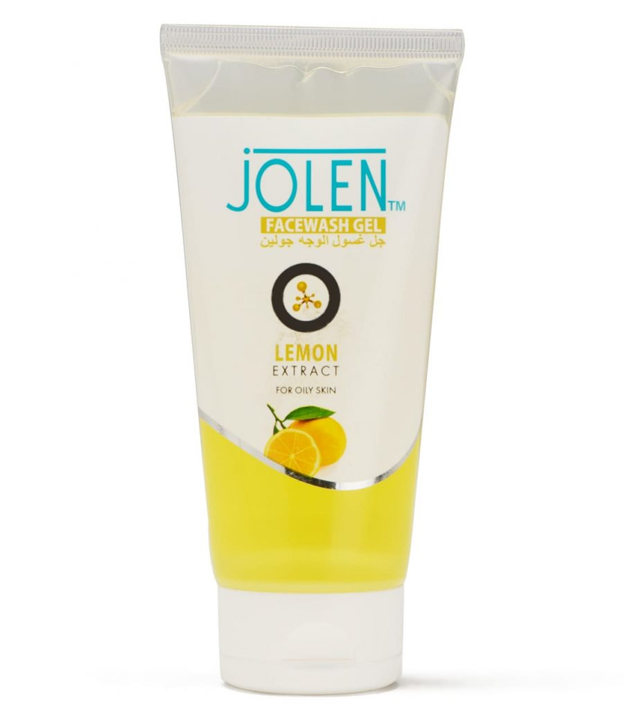 Jolen Face Wash for Oily skin