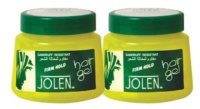 Jolen Firm Hold Hair Gel