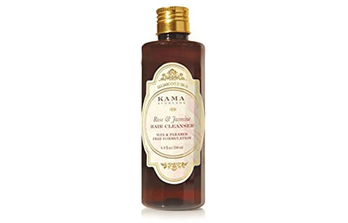 Kama Ayurveda Rose And Jasmine Hair Cleanser