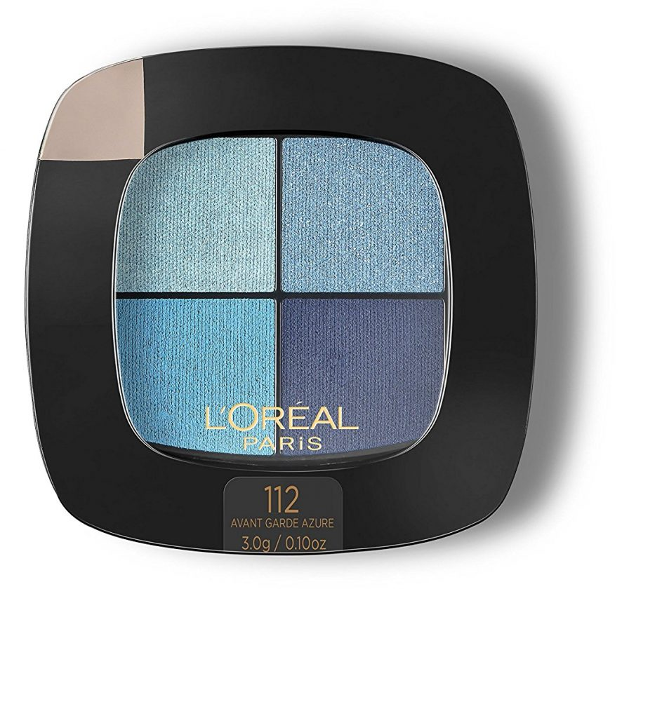 L'Oreal Paris Color Riche Pocket Eyeshadow Palette