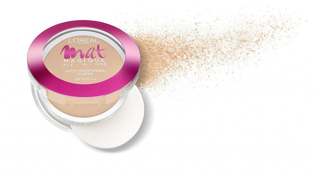 L'Oreal Paris Mat Magique All-In-One Pressed Powder