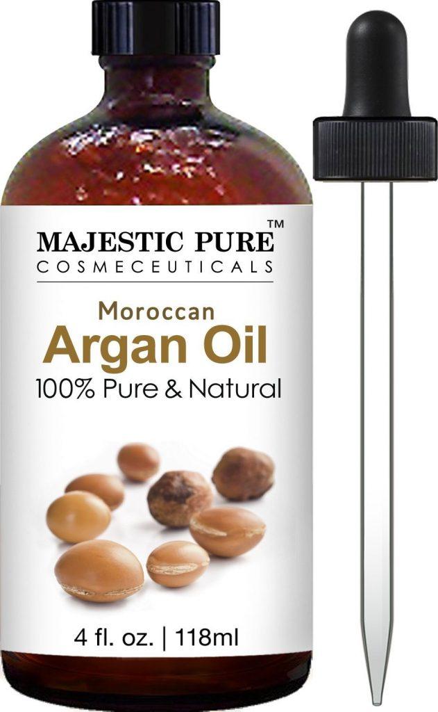 Majestic Pure Moroccan Argan Oil