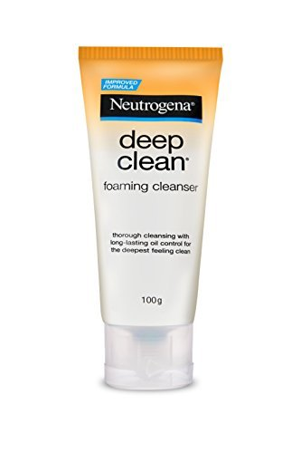 Neutrogena Deep Clean Foaming Cleanser