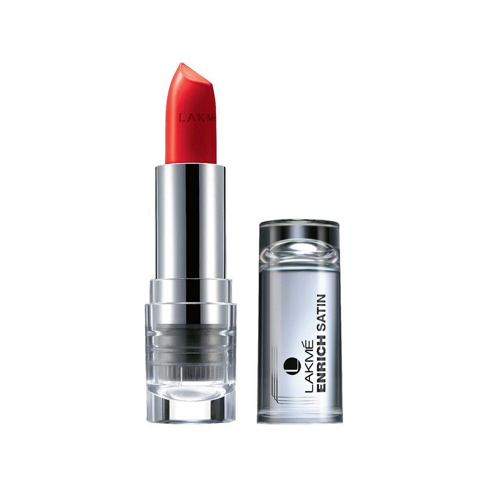Lakme Enrich Satin Lipstick Shade P164