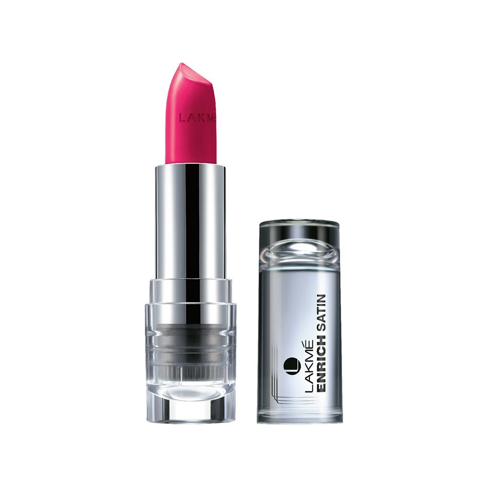 Lakme Enrich Satin Lipstick Shade P165