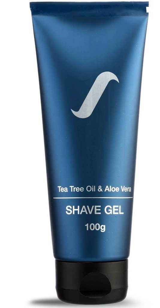 Spruce Shave Club Tea Tree Oil and Aloe Vera Herbal Shave Gel