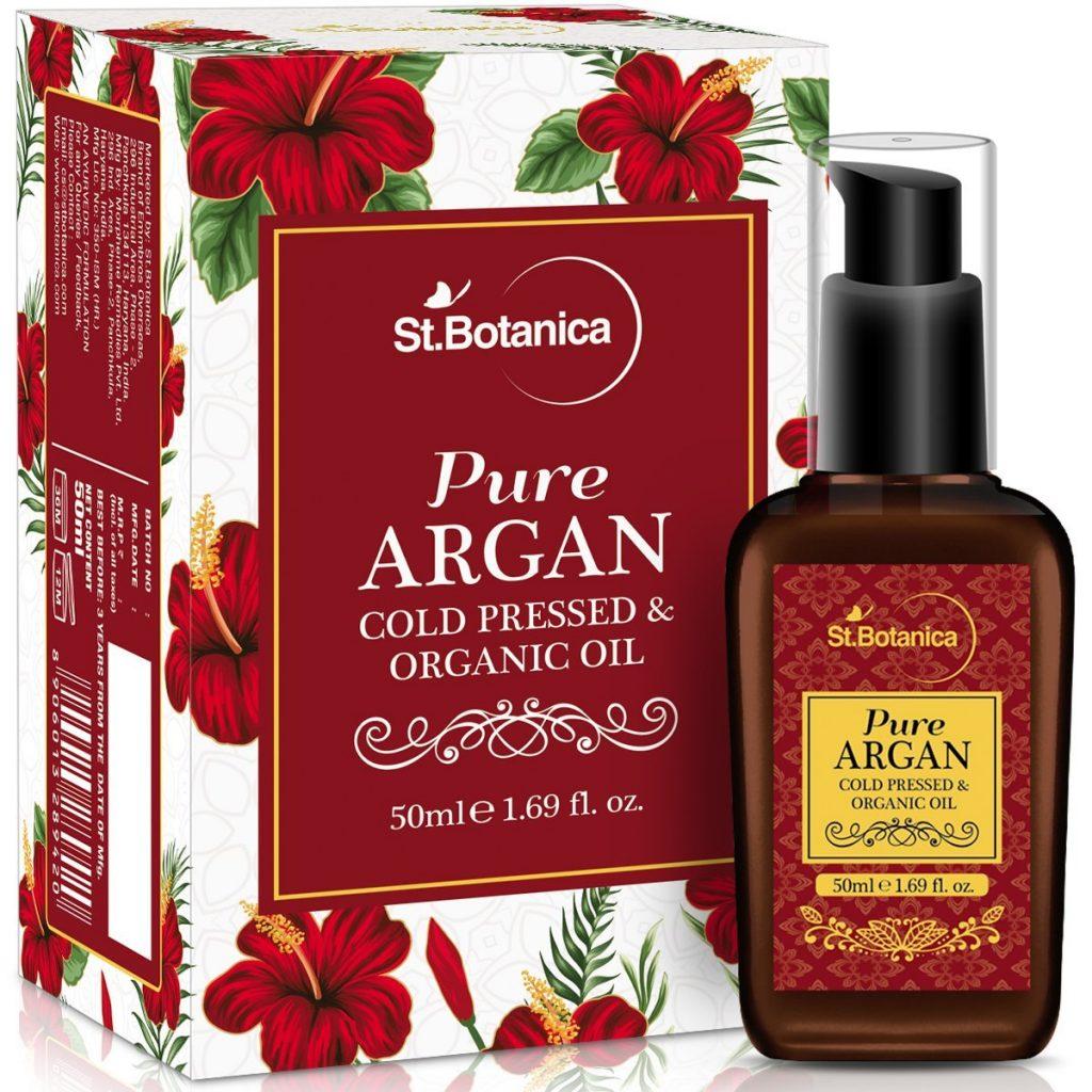StBotanica Organic Argan Pure Coldpressed Oil