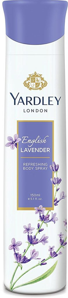 Yardley English Lavender Deodorant Spray