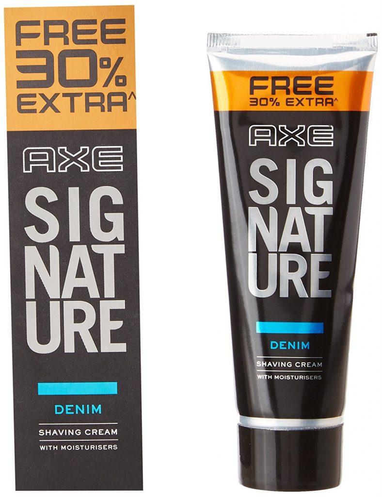 AXE Denim Lather Shaving Cream