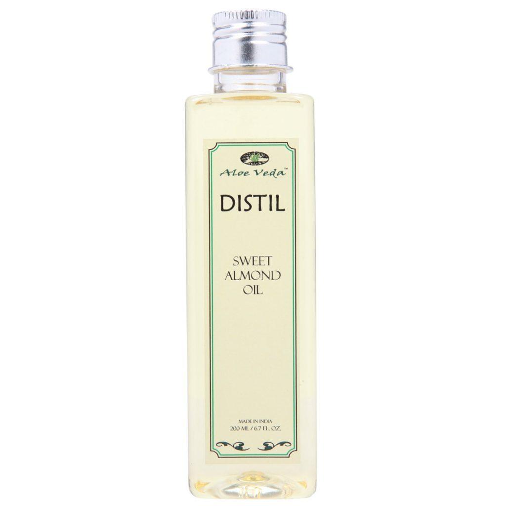 Aloe Veda Massage Oil - Sweet Almond oil