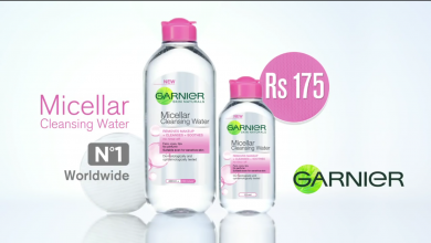 Photo of Garnier Skin Naturals Micellar Cleansing Water