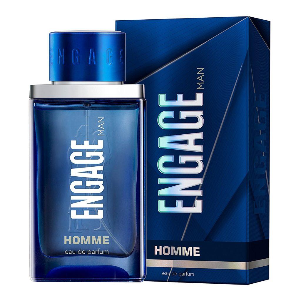 engage eau de parfum yin yang homme and femme life 39 n. Black Bedroom Furniture Sets. Home Design Ideas