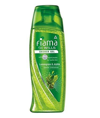 Fiama Di Wills Lemongrass and Jojoba Gentle Exfoliation Shower Gel