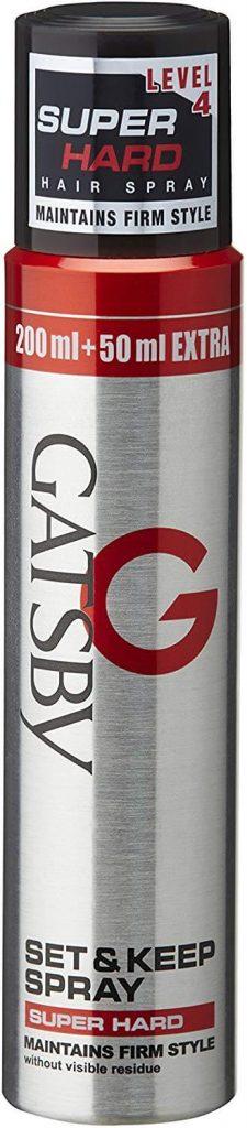 Gatsby Set and Keep Spray, Super Hard