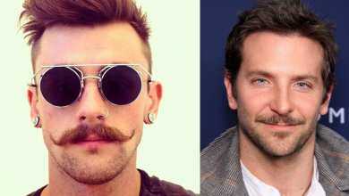 Photo of Can You Handle These hotties with Mustache? Hot Mustache Styles!