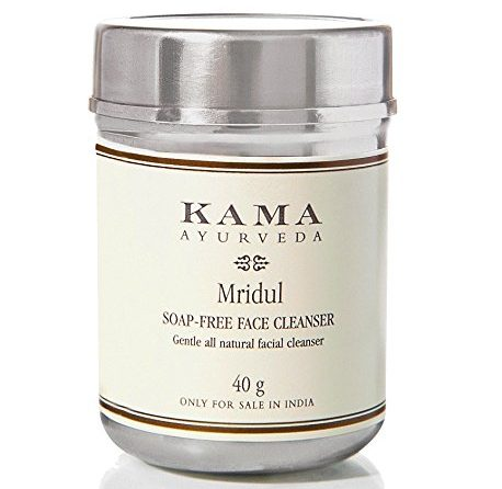 Kama Ayurveda Mridul Soap Free Face Cleanser