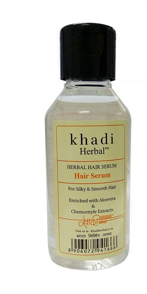 Khadi Hair Serum for Silky & Smooth Hair