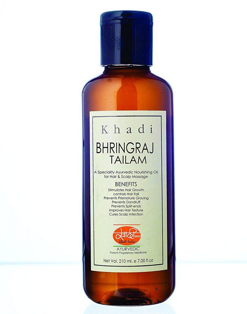 Khadi Mauri Herbals Bhringraj Oil