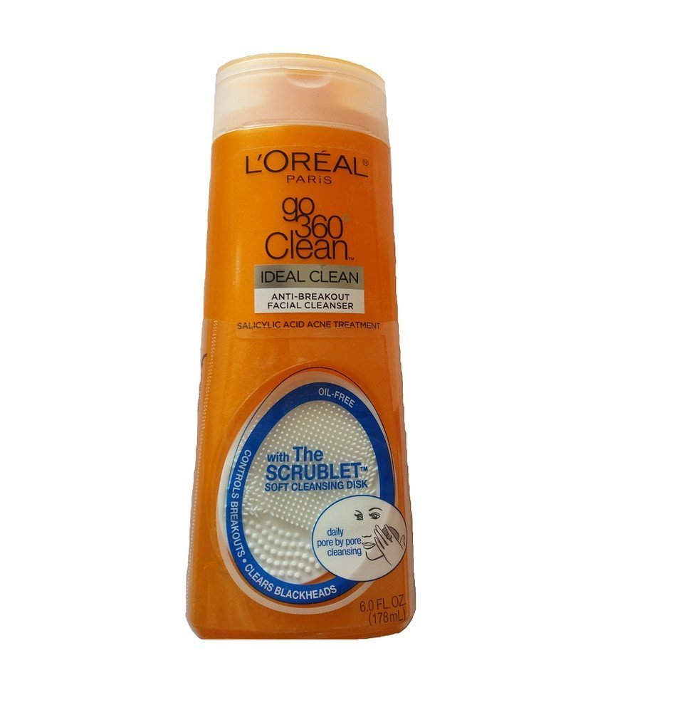 L'Oreal Go360 Anti Brkout Facial Cleanser