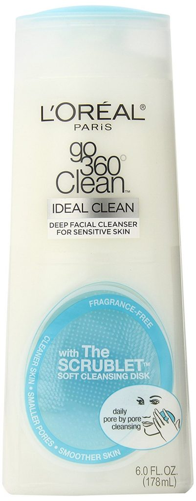L'Oreal Go360 Sensitive Skin Cleanser