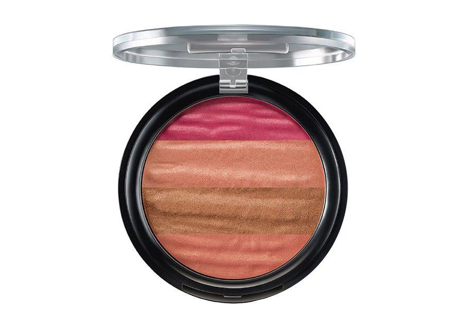 Lakme Absolute Illuminating Blush, Shimmer Brick In Pink