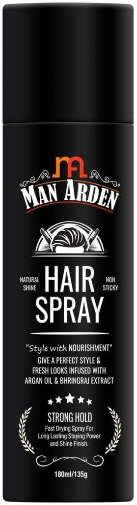 Man Arden Hair Spray
