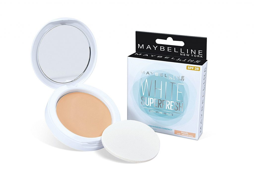 Maybelline New York White Super Fresh Compact