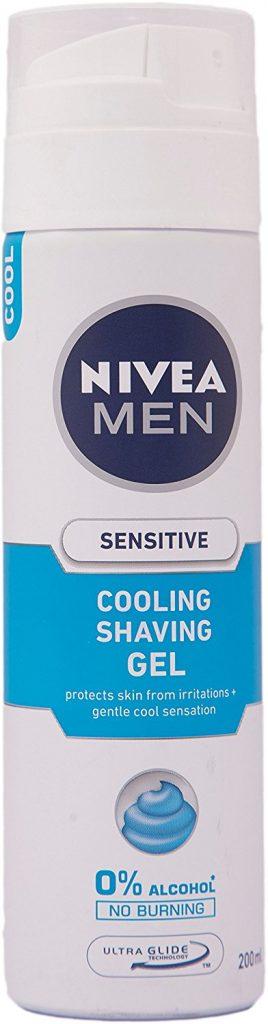 NIVEA Men Sensitive Cooling Shaving Gel
