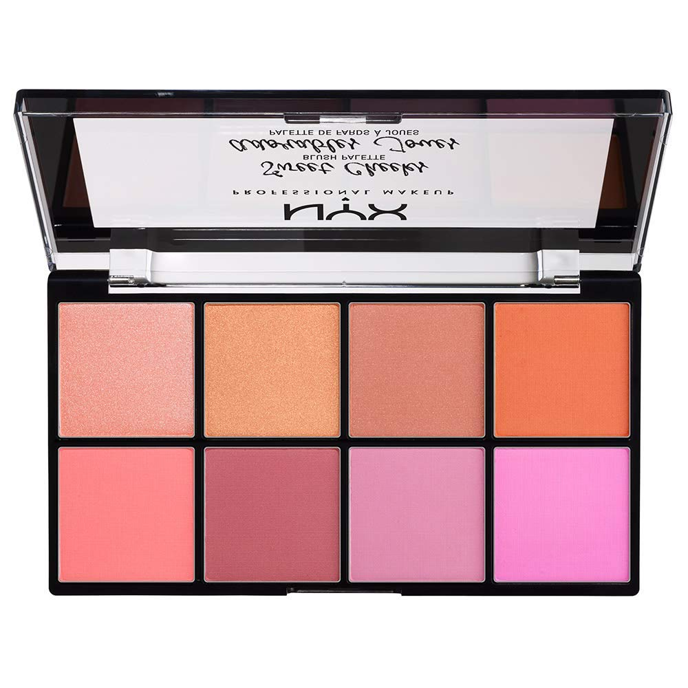 Nyx Professional Makeup Sweet Cheeks Blush Palette