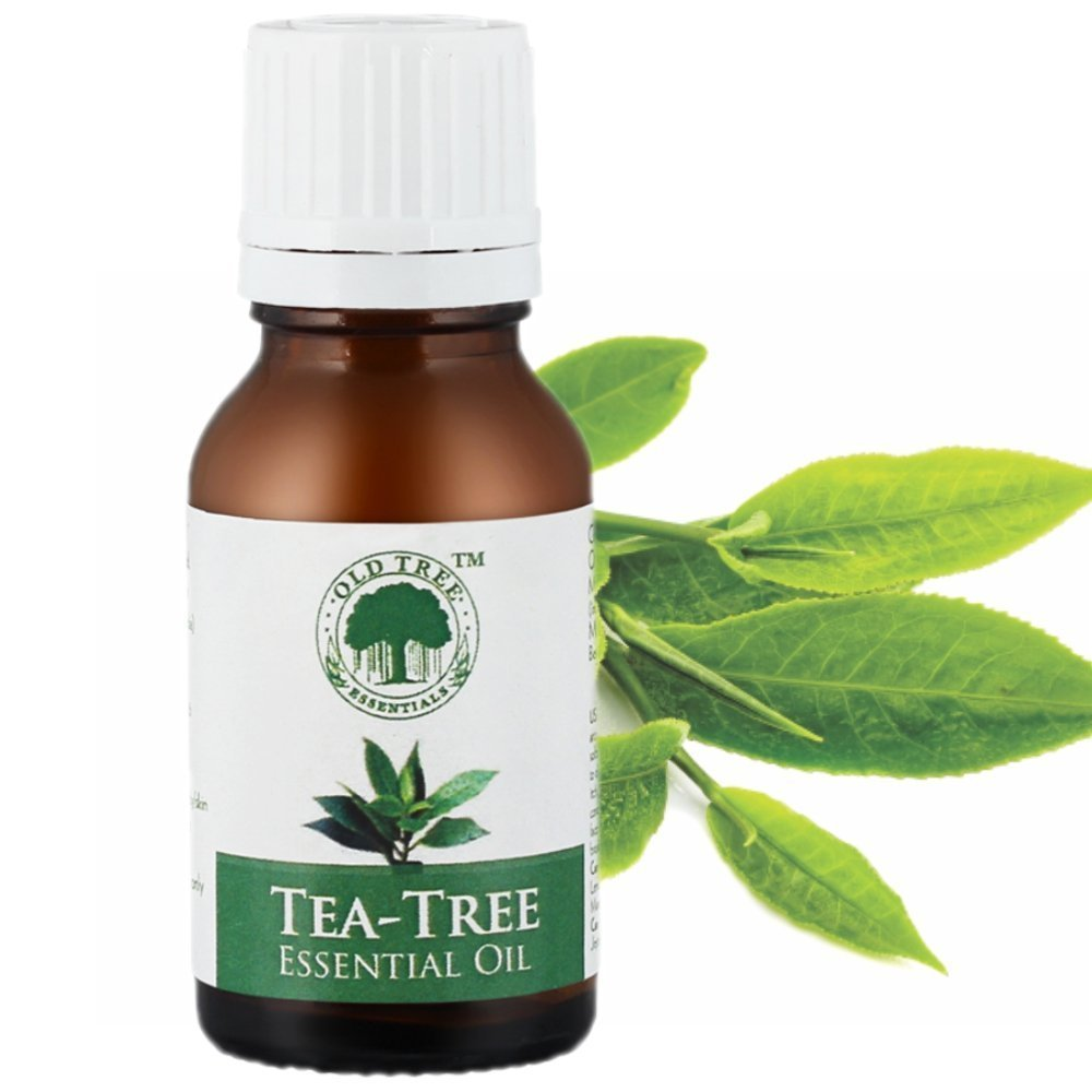 Old Tree Tea Tree Essential Oil For Skin,Hair and Acne Care