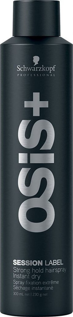 Schwarzkopf Osis+Session Label Strong Hold Hairspray