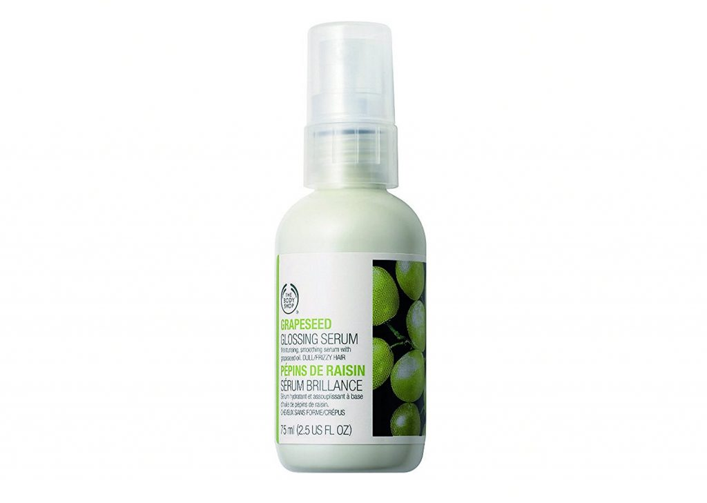 The Body Shop Grapeseed Hair Serum