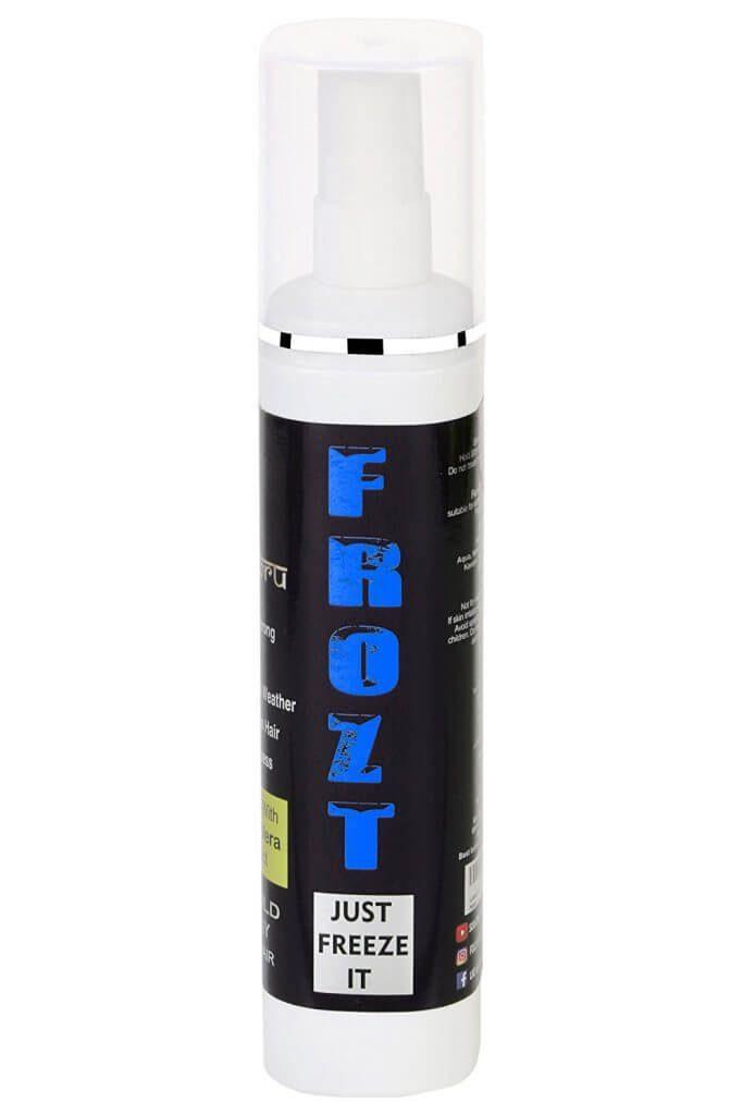 UrbanGabru Frozt Extreme Hold Hair Spray