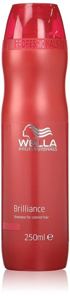 Wella Professionals Brilliance Shampoo For Colored Hair