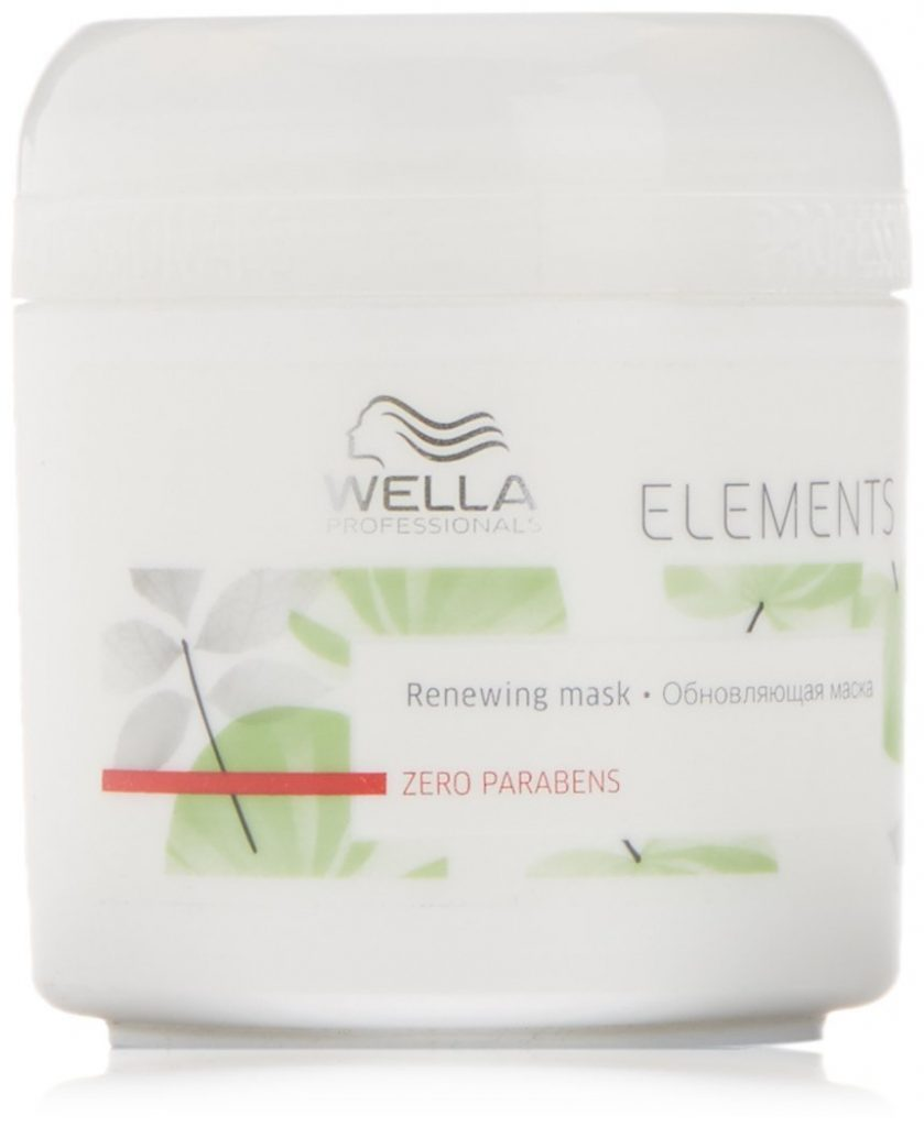 Wella Professionals Elements Paraben Free Renewing Mask