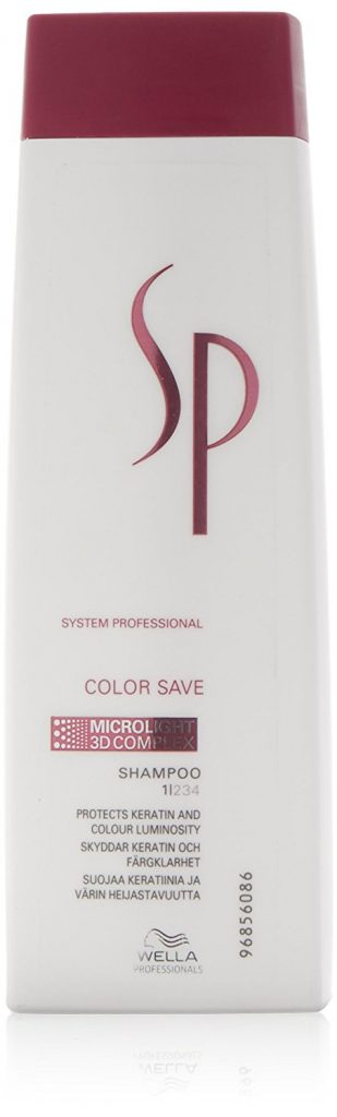 Wella System Professional Color Save Shampoo