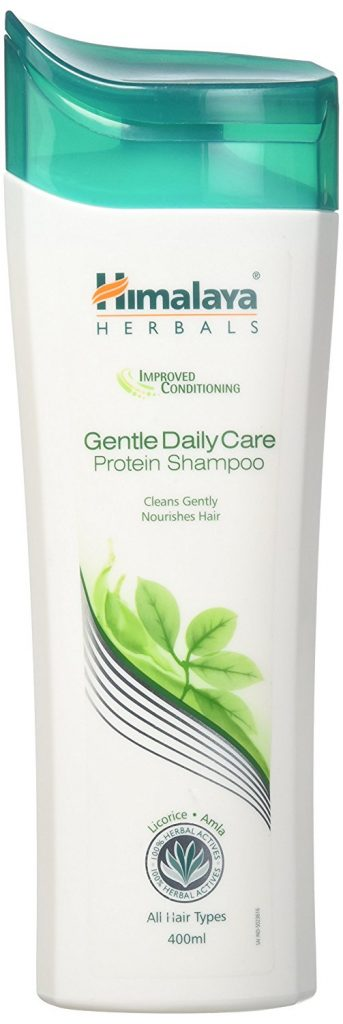 Himalaya Herbals Protein Shampoo-Gentle daily care