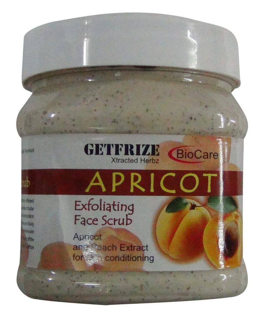 Bio Care Apricot Face Scrub