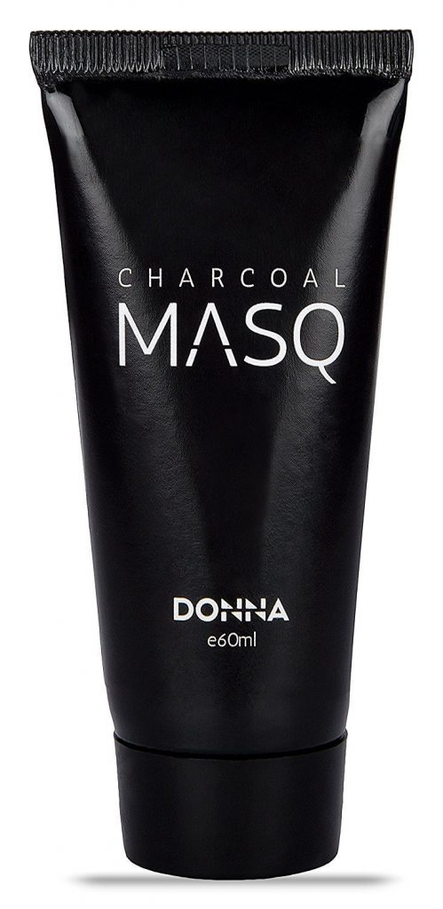 DONNA Activated Charcoal Purifying Black Peel Off Face Mask