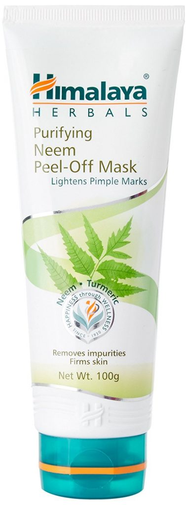 Himalaya Herbals Purifying Peel Off Mask