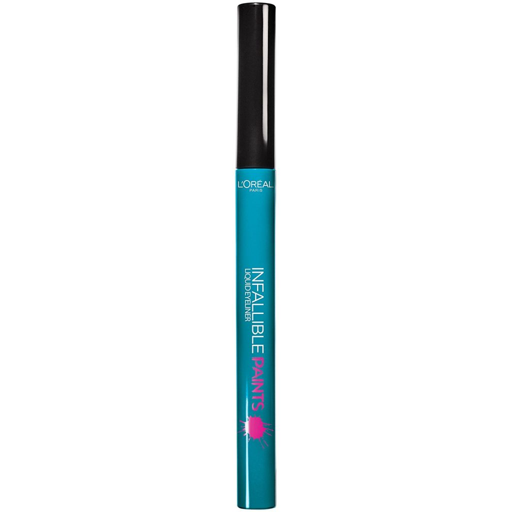 L'Oréal Paris Infallible Eye Liner Paint, Intrepid Teal