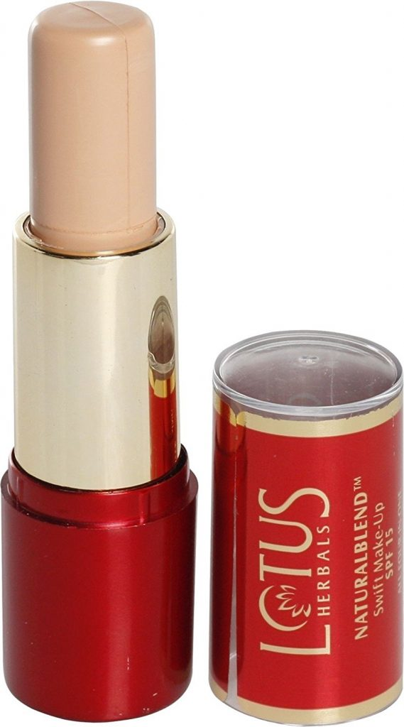 Lotus Herbals NaturalBlend Swift Make-up Stick SPF 15