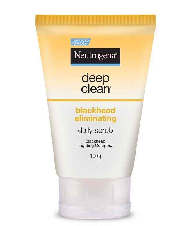 Neutrogena Deep Clean Black Head Eliminating Scrub