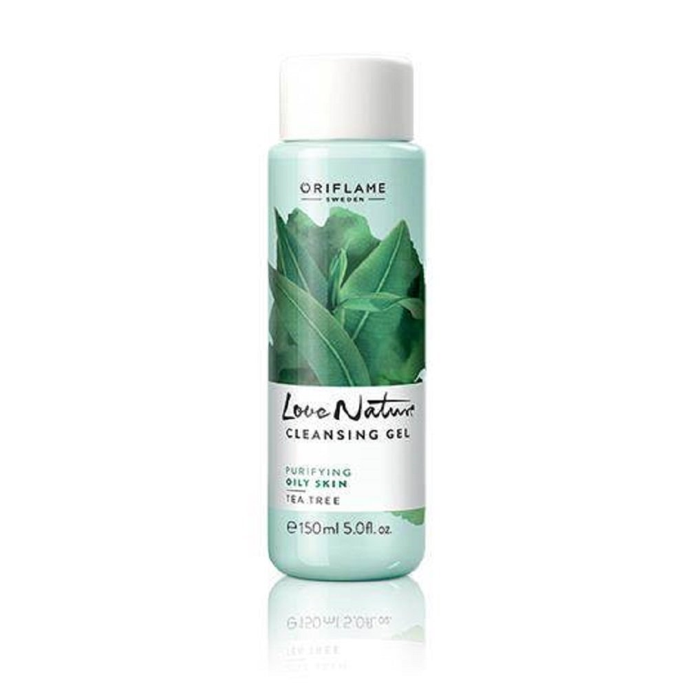 Oriflame Love Nature Tea Tree Cleansing Gel