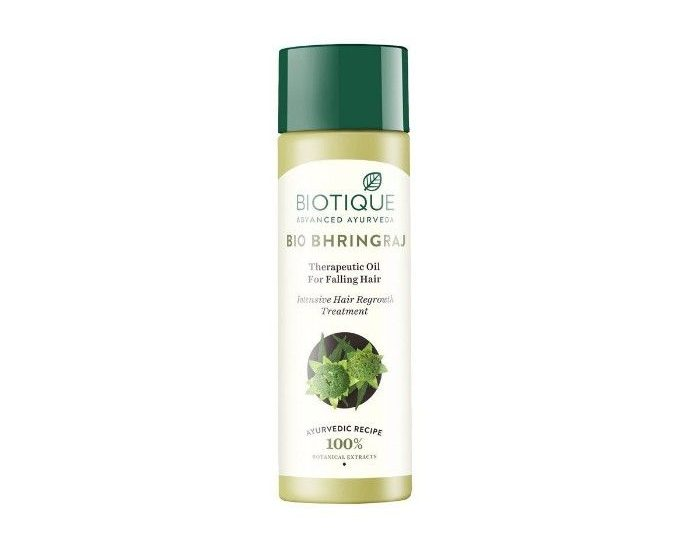 Biotique Bio Bhringraj Fresh Growth Therapeutic Oil for Falling Hair